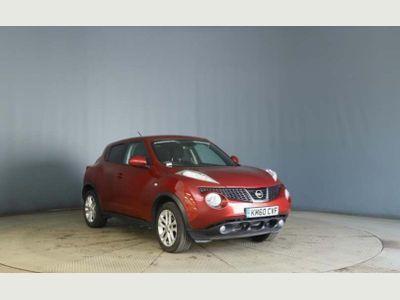 Nissan Juke SUV 1.6 16v Acenta Premium CVT 5dr