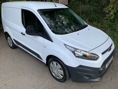 Ford Transit Connect Panel Van 1.6 TDCi 200 L1 4dr