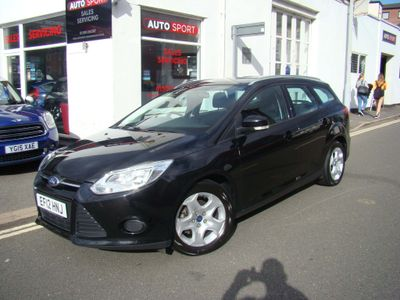 Ford Focus Estate 1.6 TDCi Edge 5dr