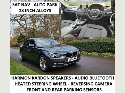 BMW 3 Series Saloon 1.6 316i Sport (s/s) 4dr