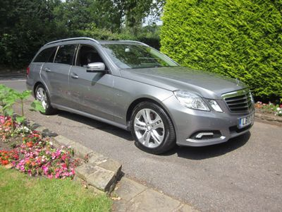 Mercedes-Benz E Class Estate 3.0 E350 CDI Avantgarde Auto 5dr