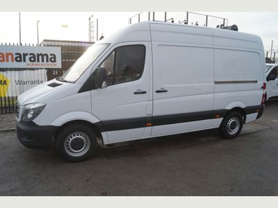 Mercedes-Benz Sprinter Panel Van SPRINTER 314CDi MWB L2 HIGH ROOF (EURO6)