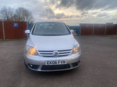 Volkswagen Golf Plus Hatchback 2.0 TDI PD GT 5dr