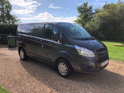 FORD TRANSIT CUSTOM Panel Van 2.0 TDCi 290 L1H1 Trend Panel Van 5dr (EU6)