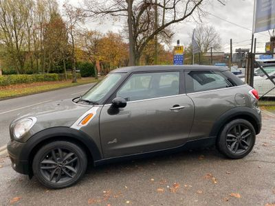 MINI Paceman Hatchback 1.6 Cooper D ALL4 3dr