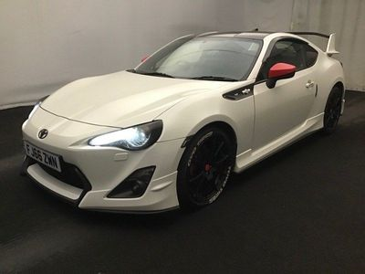 Toyota GT86 Coupe 2.0 D-4S Aero 2dr