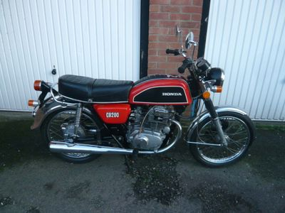 Honda CB175 Unlisted