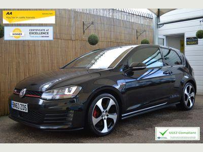Volkswagen Golf Hatchback 2.0 TSI GTI 3dr