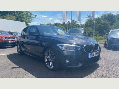 BMW 1 Series Hatchback 1.5 118i GPF M Sport Sports Hatch (s/s) 5dr
