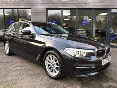 BMW 5 Series Estate 2.0 520d SE Touring Auto (s/s) 5dr
