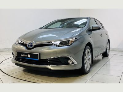 Toyota Auris Hatchback 1.8 VVT-h Excel CVT (s/s) 5dr