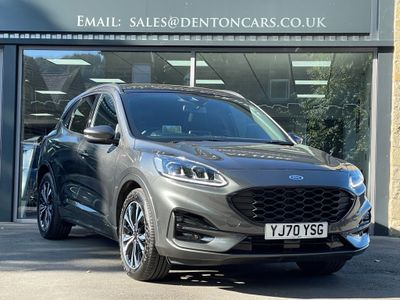 Ford Kuga SUV 1.5 EcoBlue ST-Line X First Edition (s/s) 5dr