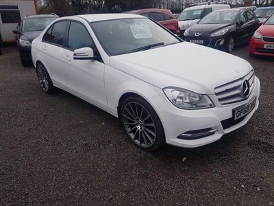 Mercedes-Benz C Class Saloon 2.1 C220 CDI SE (Executive) 4dr