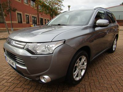 Mitsubishi Outlander Unlisted 2.3 DI-D GX4 AWD 7 SEATER 5 DR