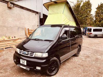 Ford FREDA AFT 4 BERTH FULL SIDE CAMPER CONVERSION Campervan 2.5 TD 78K AUTOMATIC Mazda bongo