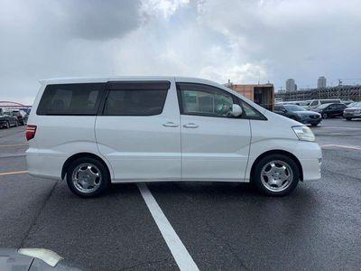 Toyota Alphard MPV 2.4 AX Ltd Edition