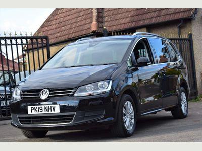 Volkswagen Sharan MPV 2.0 TDI SE DSG (s/s) 5dr
