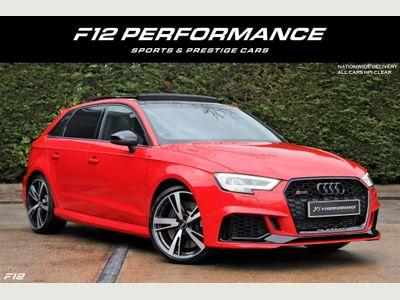 Audi RS3 Hatchback 2.5 TFSI Audi Sport Edition Sportback S Tronic quattro (s/s) 5dr