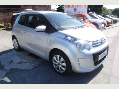 Citroen C1 Hatchback 1.0 VTi Feel 3dr
