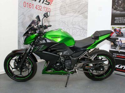 Kawasaki Z300 Naked 300 ABS Naked