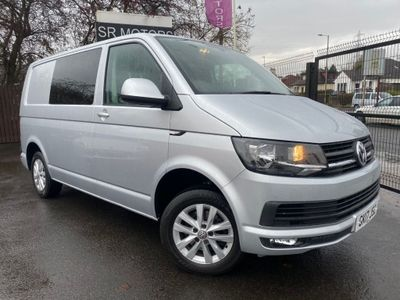 Volkswagen Transporter Panel Van 2.0 TDI T28 BlueMotion Tech Highline FWD 5dr
