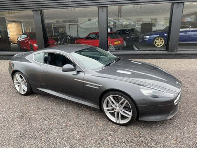 Aston Martin DB9 Coupe 5.9 Touchtronic II 2dr (2+0)
