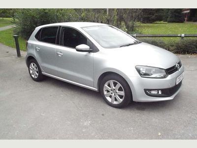 Volkswagen Polo Hatchback 1.4 Match Edition 5dr