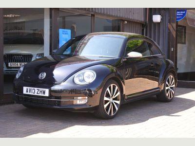 Volkswagen Beetle Hatchback 2.0 TSI Turbo Silver DSG 3dr