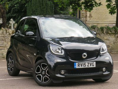 SMART FORTWO Coupe 0.9T Prime (Premium Plus) (s/s) 2dr