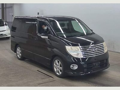 Nissan Elgrand MPV HIGHWAY STAR 2.5 4WD