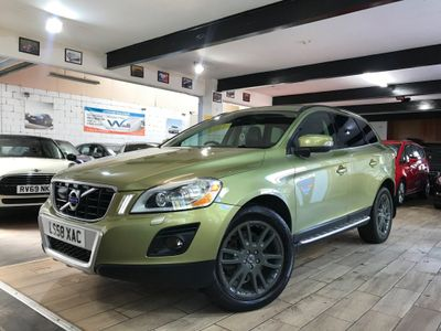 Volvo XC60 SUV 3.0 T6 SE Lux Geartronic AWD 5dr