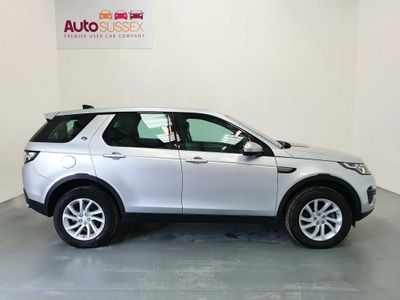 Land Rover Discovery Sport SUV 2.0 Si4 SE Auto 4WD (s/s) 5dr