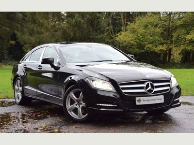Mercedes-Benz CLS Coupe 3.0 CLS350 BlueEFFICIENCY Coupe 7G-Tronic Plus 4dr