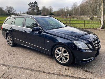 Mercedes-Benz E Class Estate 2.1 E220 CDI BlueEFFICIENCY SE (Executive) (s/s) 5dr