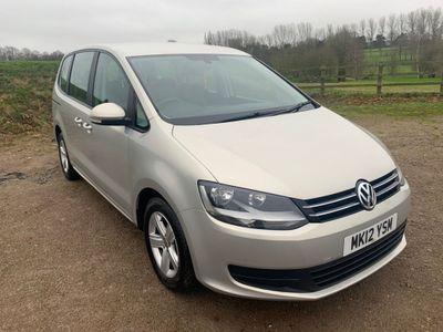 Volkswagen Sharan MPV 2.0 TDI BlueMotion Tech SE DSG 5dr
