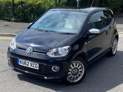 Volkswagen up! Hatchback 1.0 up! Black 3dr