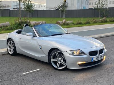 BMW Z4 Convertible 2.5 si Sport 2dr