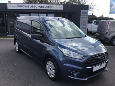 FORD TRANSIT CONNECT Panel Van L2 TREND 1.5 TDCI EURO 6