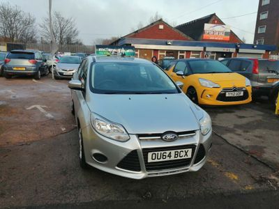 Ford Focus Hatchback 1.6 TDCi ECOnetic Edge (s/s) 5dr