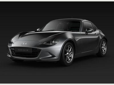 Mazda MX-5 RF Convertible 1.5 SKYACTIV-G Sport (s/s) 2dr