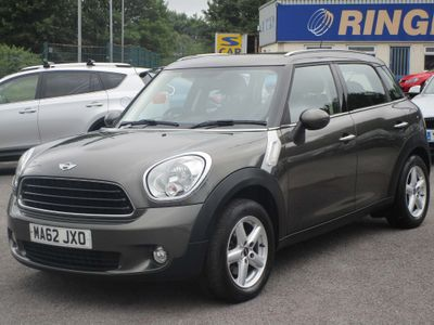 MINI Countryman SUV 1.6 One 5dr