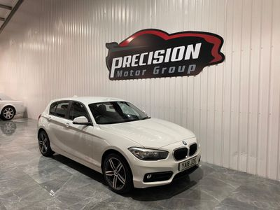 BMW 1 Series Hatchback 1.5 116d Sport Sports Hatch (s/s) 5dr