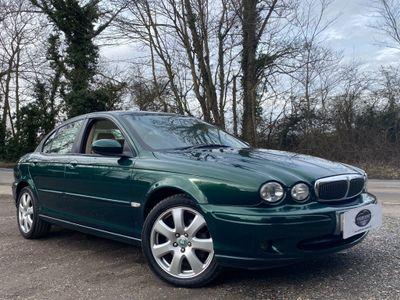 Jaguar X-Type Saloon 2.1 V6 Plus 4dr