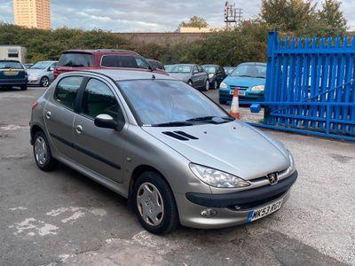 Peugeot 206 Hatchback 1.4 LX 5dr