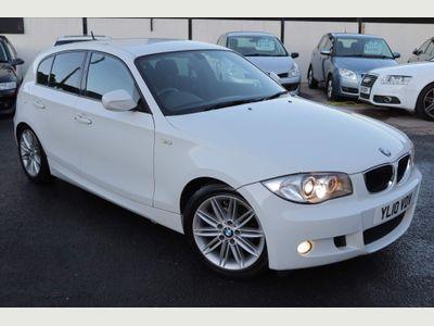 BMW 1 Series Hatchback 1.6 116 i M Sport 5DR Automatic