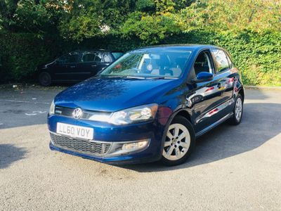 Volkswagen Polo Hatchback 1.2 TDI BlueMotion 5dr