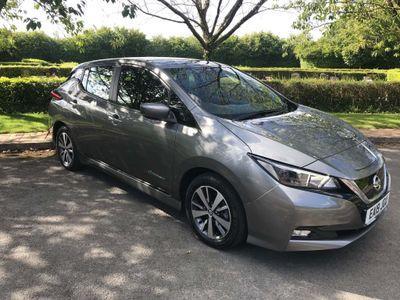Nissan Leaf Hatchback 40kWh Acenta Auto 5dr