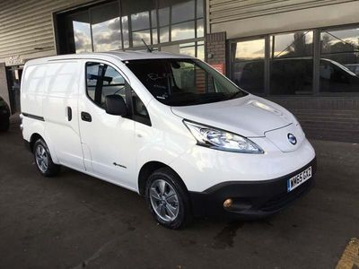 Nissan e-NV200 Panel Van Tekna Auto 5dr (Rapid Plus)