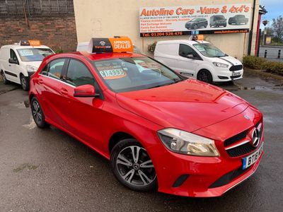 Mercedes-Benz A Class Hatchback 1.5 A180d SE (Executive) (s/s) 5dr