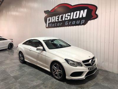 Mercedes-Benz E Class Coupe 2.1 E250 CDI AMG Sport 7G-Tronic Plus 2dr